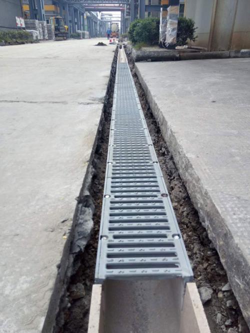 调兵山/开原排水系统使用线性排水沟的好处