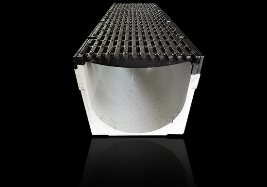 球墨铸铁排水沟体