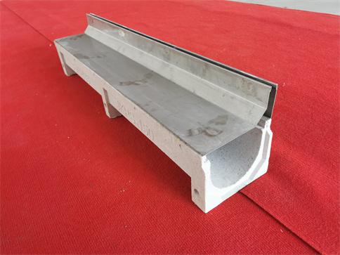 不锈钢侧单缝隙式排水沟