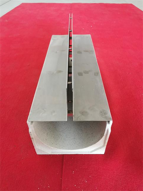 不锈钢中单缝隙式排水沟