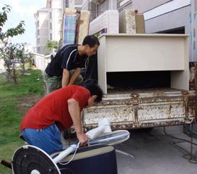 潍坊搬家:清空不必要的物品很重要