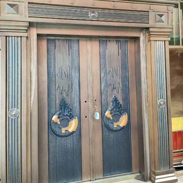 昆明铸铝门安装