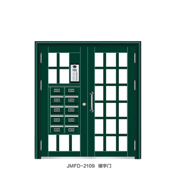 JMFD-2109 楼宇门
