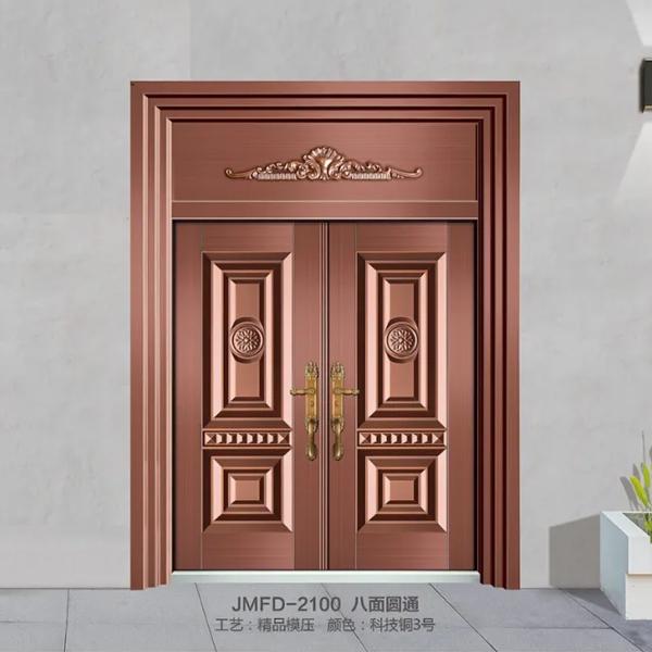 云南别墅大门都有哪些材质?将门府邸门业带你了解常见的几种