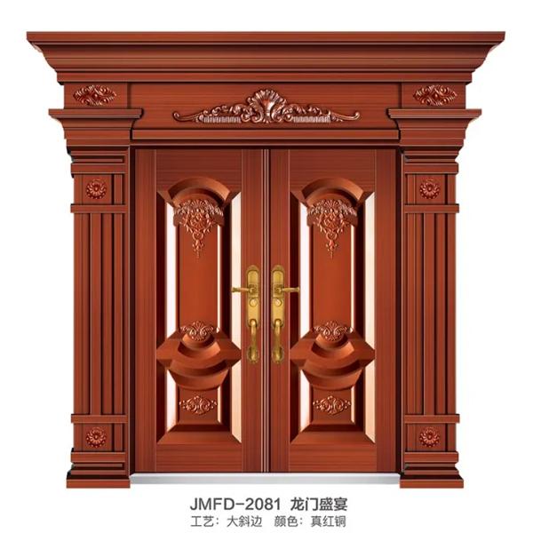 将门府邸门业分享选购别墅大门的注意事项