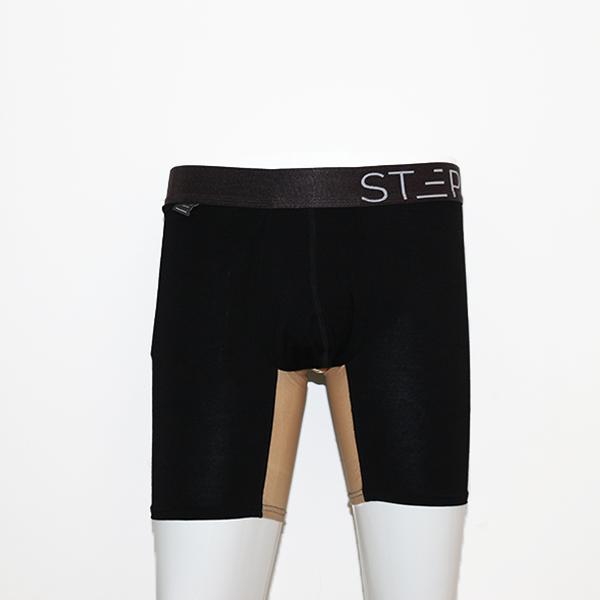 男士紧身短裤