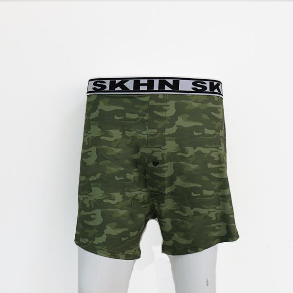 男士迷彩短裤