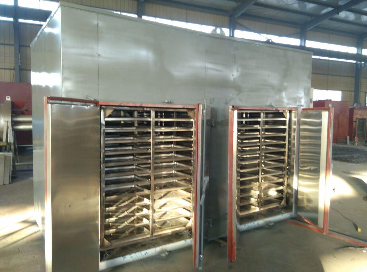 农产品烘干机的使用提高了产品档次