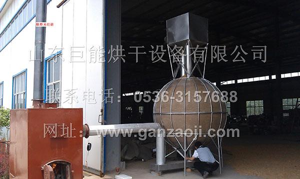圆形粮食烘干机厂