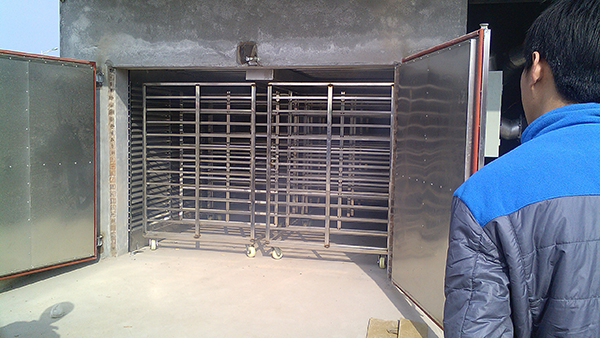 环保木材干燥箱-木材烘干房
