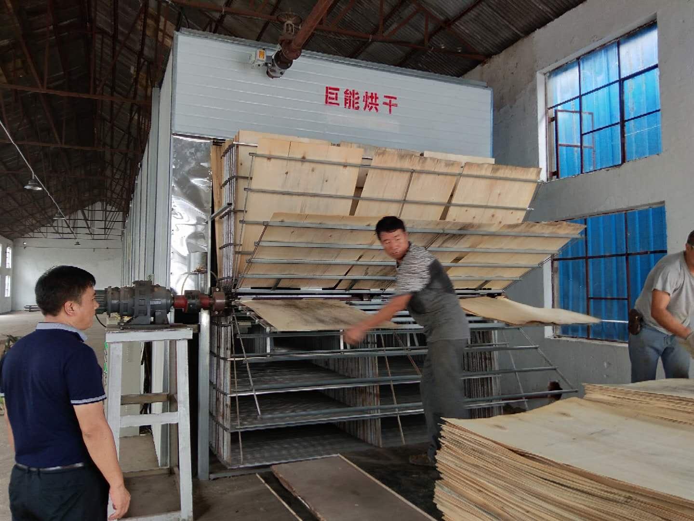 單板烘干機-木片單板烘干設備山東巨能生產