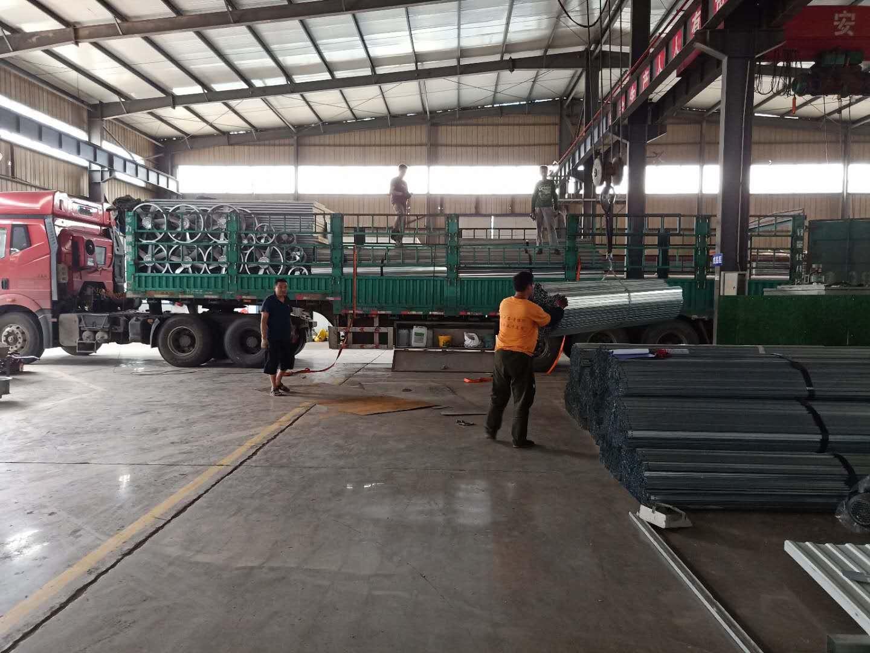 贵港35米木片单板烘干线发货现场