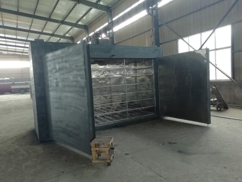 电加热烘干箱-木材烘干机-木材烘干房发货现场
