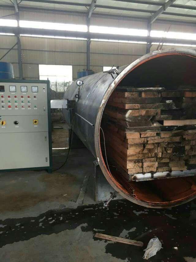 木材真空烘干机