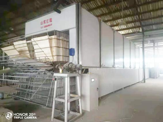2021年6月25日江蘇單板烘干機案例(多圖)