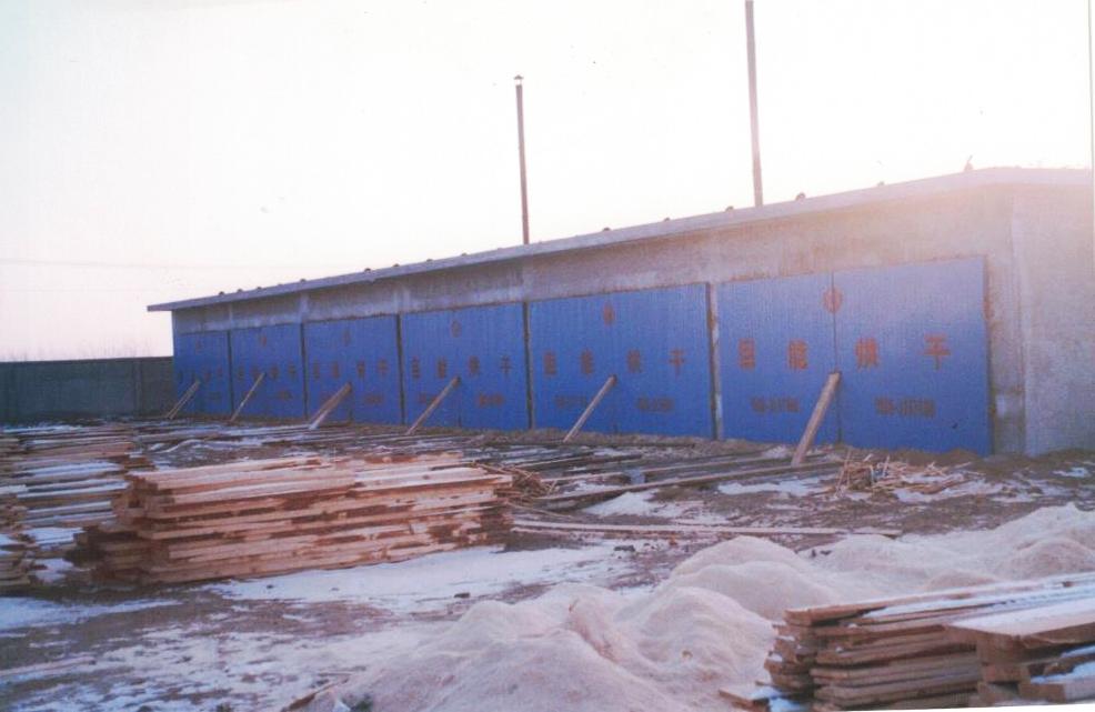 浅谈木材干燥机干燥物料时水分受影响的因素