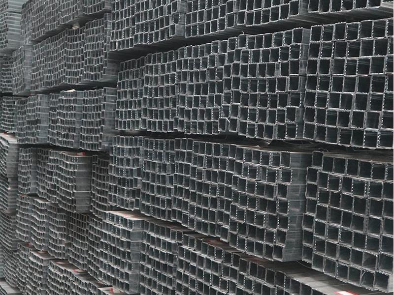 热镀锌Q345方管