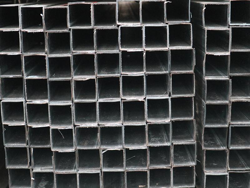冷镀锌方形管