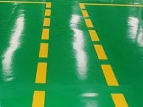 现代化的地坪漆