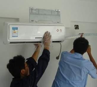 怎样维修中央空调多联机罢工的状况