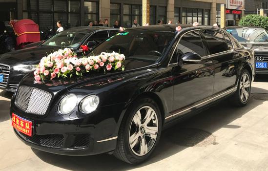 西安婚庆结婚车按距离收钱么?