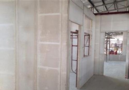 重庆加气砖隔墙施工