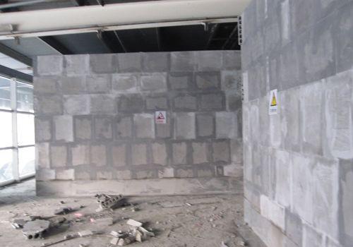 重庆石膏砖隔墙