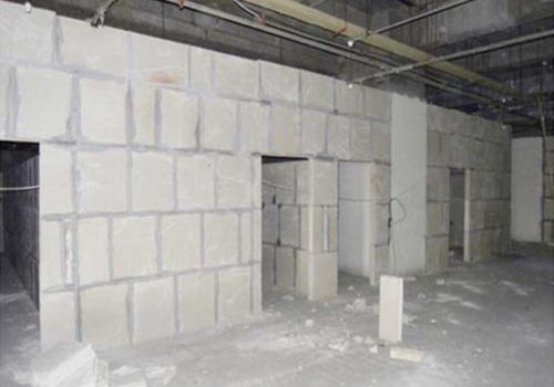 重庆学校石膏砖隔墙