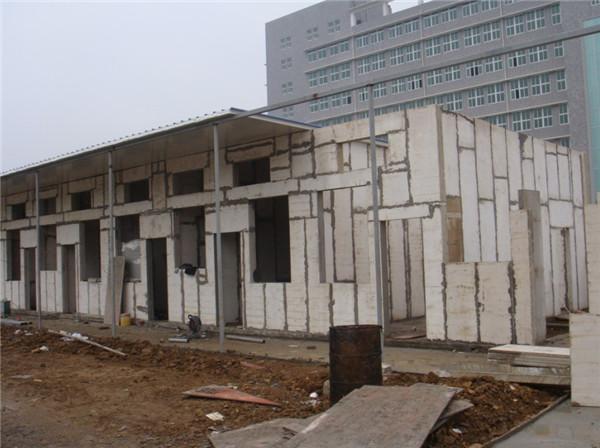 重庆五里坪工业园区厂房隔墙