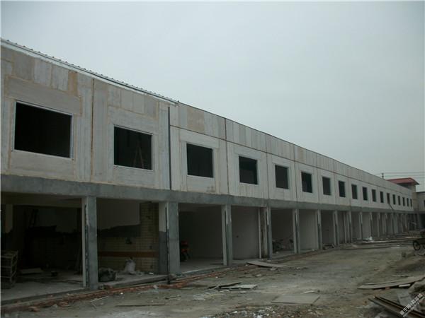 重庆沙坪坝厂房隔墙施工