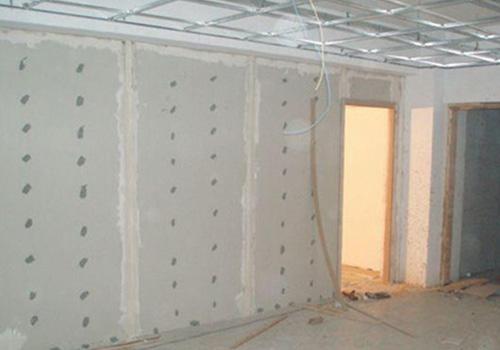 重庆石膏板隔墙