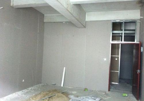 重庆石膏隔墙板施工