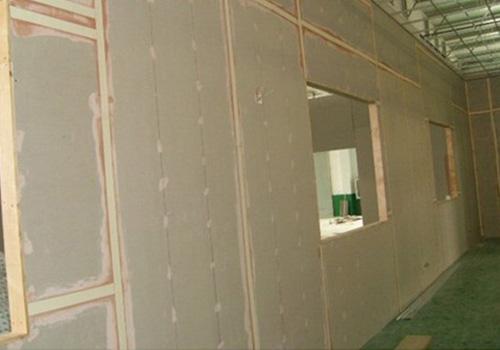 重庆石膏板隔墙批发