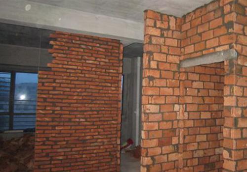 重庆红砖隔墙团队