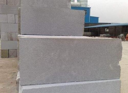 加气砖被认可的隔热性能介绍