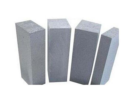 蒸压加气混凝土砌块的特点及适用范围