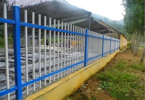 锌钢栏杆的优势有什么