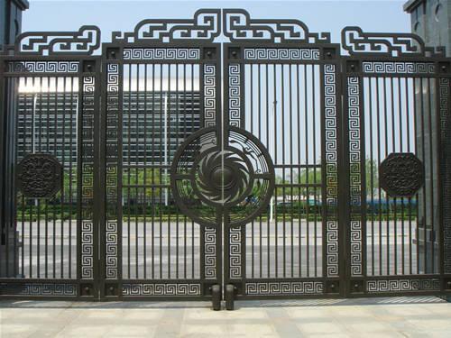 朔州/长治铝艺大门是如何制作流程的呢