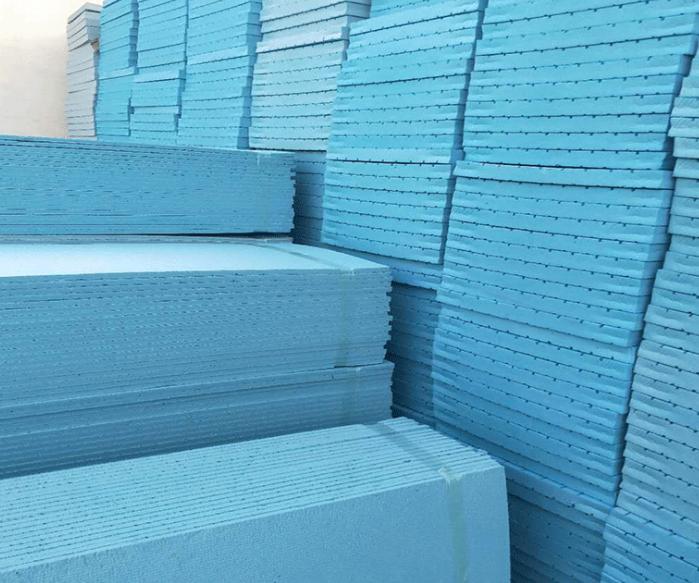 EPS擠塑板和XPS擠塑板系統的強度比較