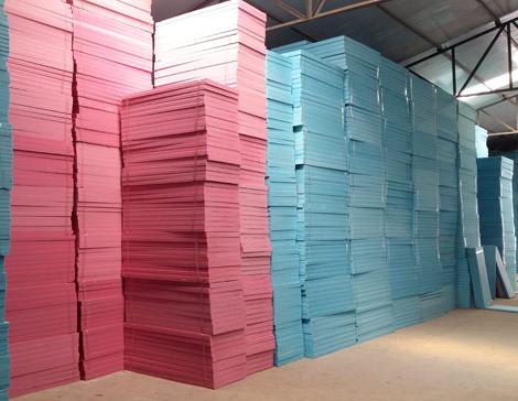 西安外墙挤塑板