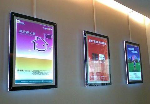 常见广告灯箱可以分为哪几类?