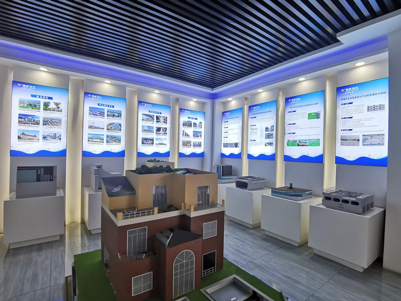 汇洲标识专业承接公司展厅灯箱制作安装
