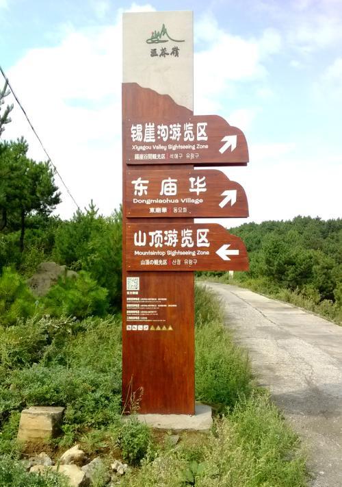 景区导视系统设计
