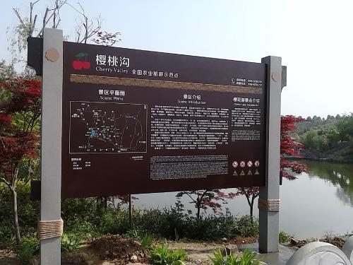 旅游景区导视标识系统设计关键及种类