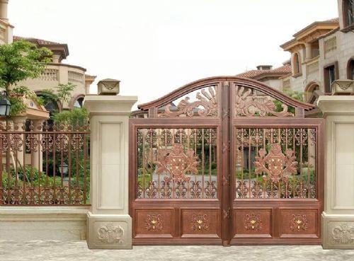 欧式别墅大门