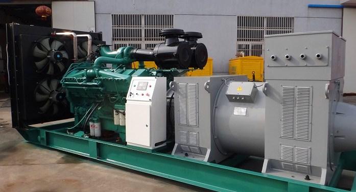 江苏柴油发电机组选择的几个注意事项