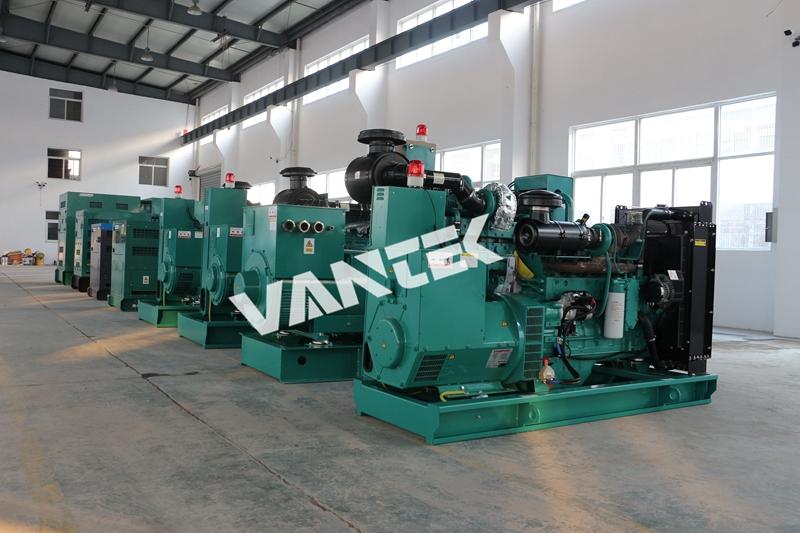 菲律宾7台发电机组发货