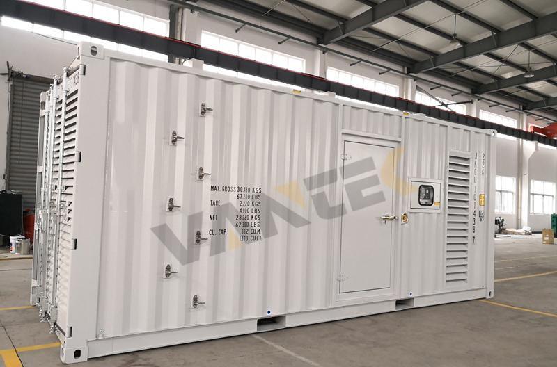 集装箱型柴油发电机组