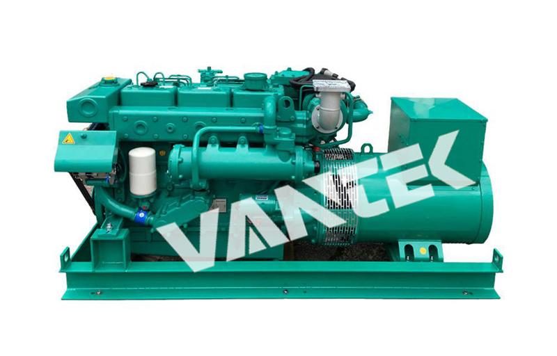 斗山船用柴油发电机组