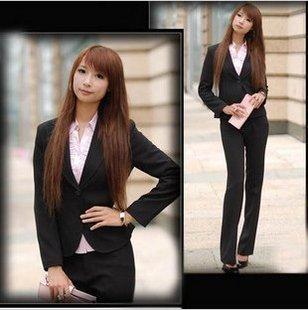 中国职业套装与日本职业套装在经营模式上的互通点
